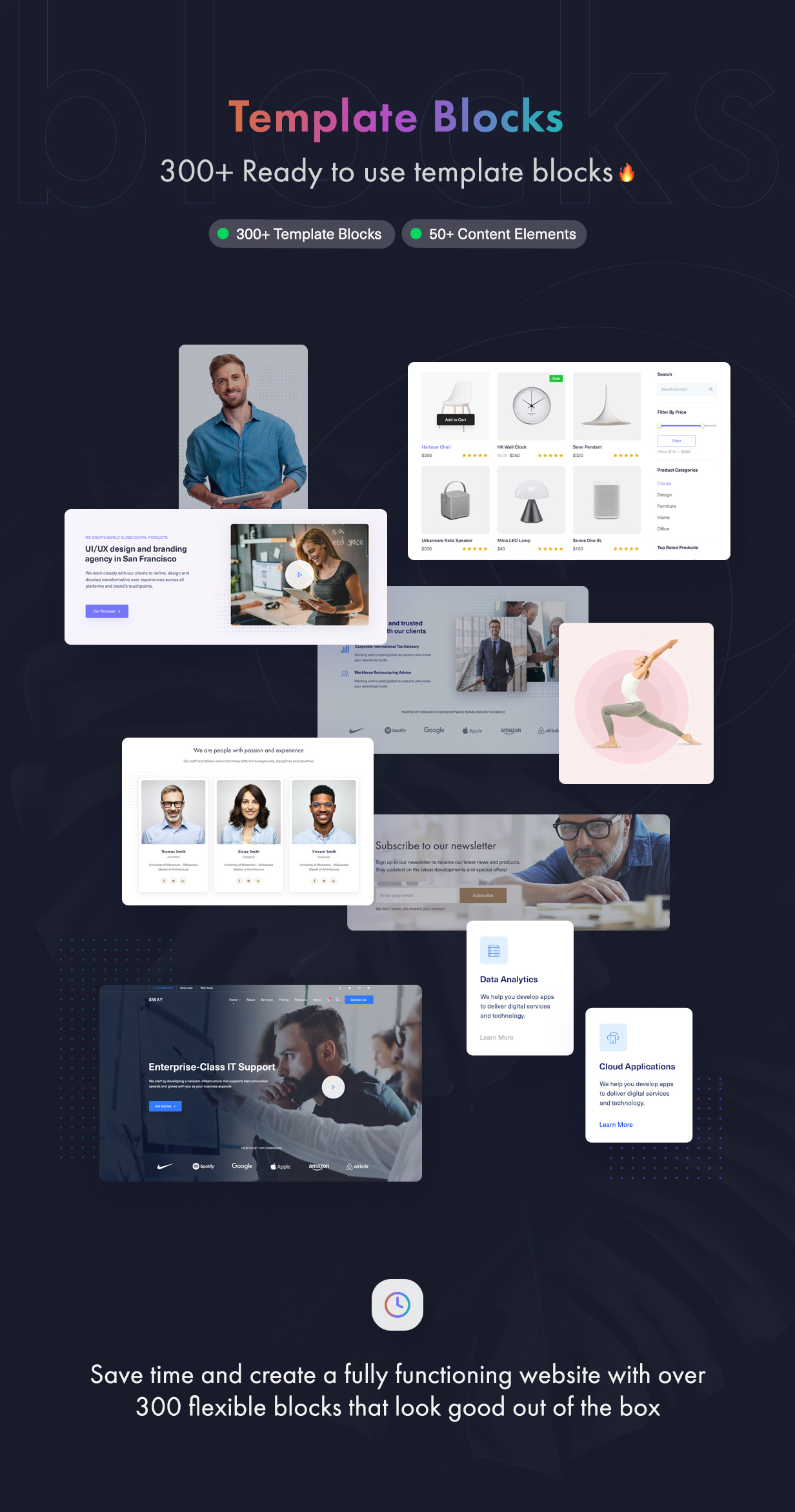 Sway - Multi-Purpose WordPress Theme with Page Builder - 2