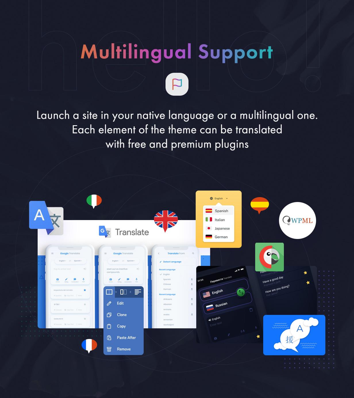 Sway - Multi-Purpose WordPress Theme with Page Builder - 12
