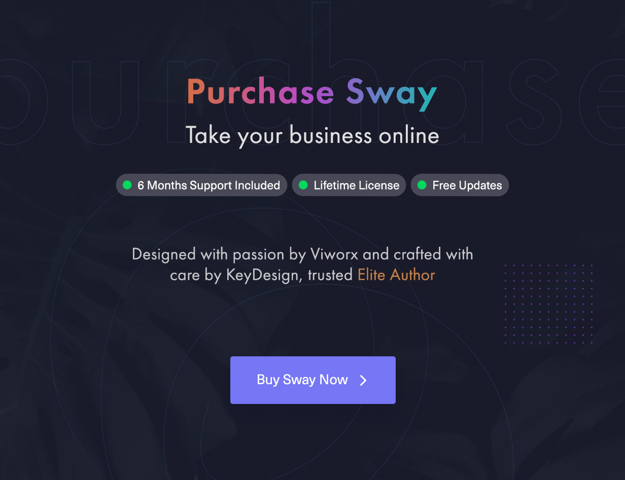 Sway - Multi-Purpose WordPress Theme with Page Builder - 18